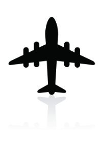 airplane image