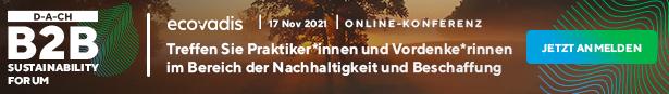 B2B Sustainability Forum Dach