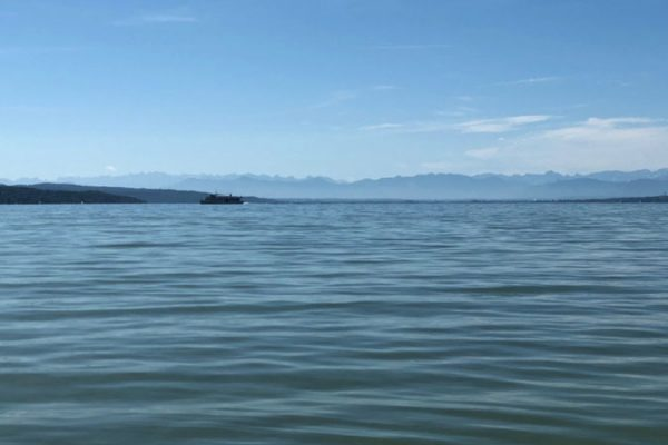 photo of Ammerlake in Bavaria illustrating the blog entry about nap