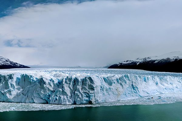 photo of iceberg as visual for the blog post about cop25