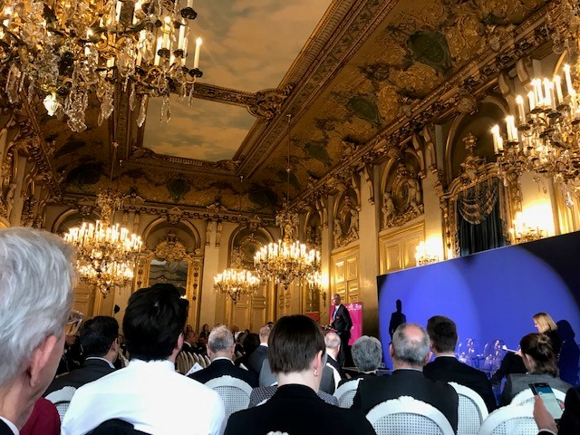 CDP Europe Awards 2020 in Paris