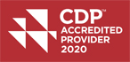 CDP Accredited Provider 2020 Logo