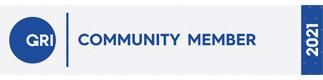 GRI Community 2021 Logo